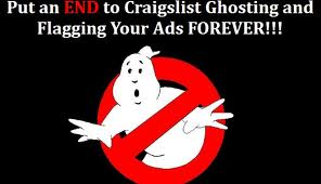 ghosting of craigslist