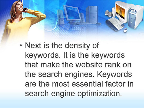 Search Engine Optimization Tips To Get You Ranked High